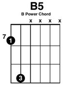 chord B5