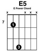 chord E5