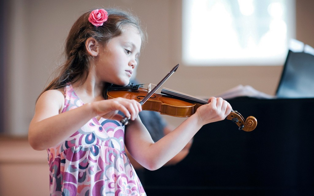 Как научиться играть на скрипке