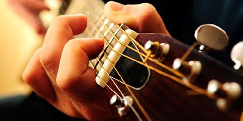 легкие песни под гитару