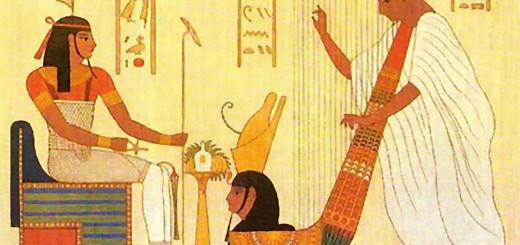 древний музыкальный инструмент
