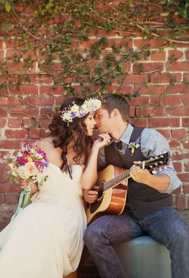 песня под гитару на свадьбе