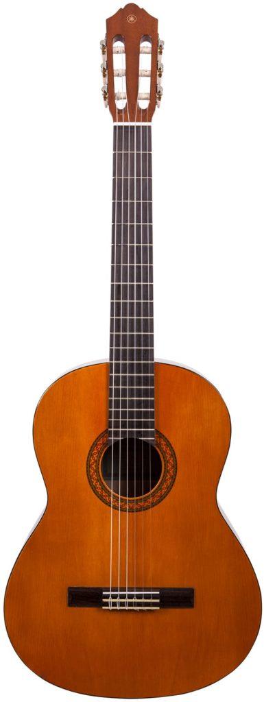 гитара грифом вверх