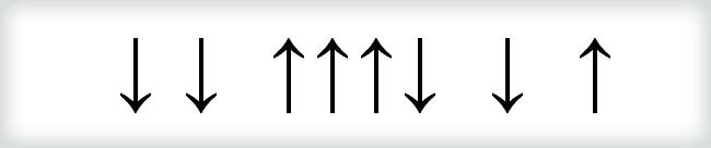 Схема боя восьмерка